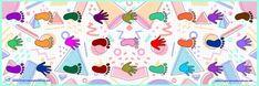 Banner ruta de pies y manos I Juegos para patio I Material Educativo Doraemon, Kids Rugs, Shower, Prints, Yard Games, Paths, Rain Shower Heads, Kid Friendly Rugs, Showers