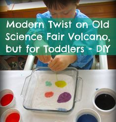 It's spring break this week and I definitely don't want to keep the tv on all week for my preschooler, so I've researched some fun act...