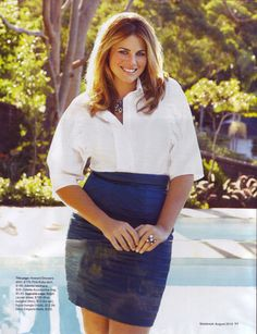 Fiona Falkiner is my new style icon. i'd dress exactly like this (if i had the money!)