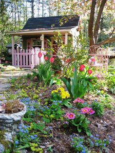 Faeryhollow's Spring Primrose Path - Garden Designs - Decorating Ideas - HGTV Rate My Space