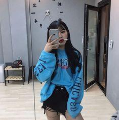 Korean Fashion|Grunge(?) @oliwiasierotnik