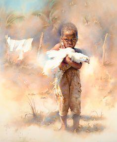 Dylan Pierce Watercolor Artist