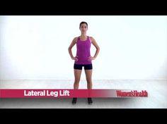 Bacak İnceltme Hareketleri Nasıl Yapılır? | En Etkili 4 Egzersiz | Zayıflama Yöntemleri | Zayıflamak İstiyorum | Zayıflamak İçin