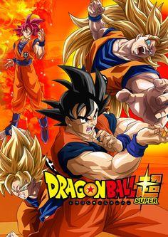 Goku Poster by Koku78