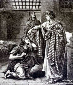Joseph thrown into prison by Potiphar and eventually made keeper of the guards