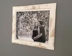 Thanks for the 📷 Gab. Lovely image in our Original White Wash Frame, We rubbed this one back just a little more than normal as we wanted the timber to shine through a bit more #customframing #whitewash #recycledtimber #rustic #timberpictureframes #