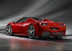 2013 Ferrari 458 Ita