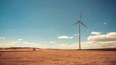 Retro Colors Windmill