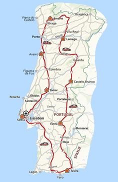 18 daagse rondreis grand tour of portugal · pharos reizen - The world's most private search engine Cascais Portugal, Visit Portugal, Spain And Portugal, Portugal Vacation, Portugal Travel Guide, Portugal Trip, Best Places In Portugal, Yellowstone Vacation, Grand Tour