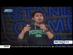 Stand Up Comedy Show 17 Mei 2015 [FULL] - Muslim Madura, Iwel Satra, Set...