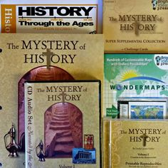 The Mystery of History, Volume I Bundle