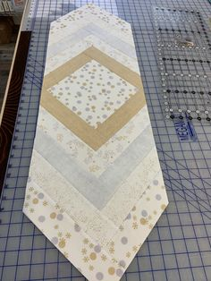 Saturday Sewing: Quilt as You Go Holiday Table Runner | Janome Life