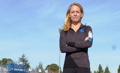 "RunnersWeb  (RRW) Athletics:  ""Girl Next Door"" Hopes For USA Marathon Championships Success"