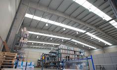 CAME SPAIN, S.A.: Empresa dedicada a la fabricación y montaje de automatismos para puertas y controles de acceso. Nave de 3.500 m2 en la Localidad de Getafe, construida en el año 2012. www.tekton.es/