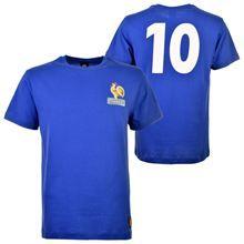 Show details for France Limited Edition Retro T-Shirt France Football Shirt, Retro Football Shirts, International Teams, Vintage Tops, Euro, Hoodies, T Shirt, Fashion, Supreme T Shirt