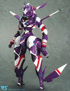 CharaGumin Striker | Gargantia on the Verdurous Planet Garage Kit 2