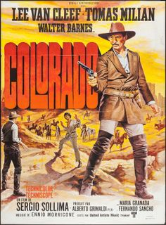 Sergio Sollima's THE BIG GUNDOWN was retitled COLORADO for the French market.