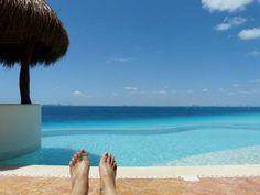 Isla don't mind if I do! Honeymoon Vacations, Vacation Villas, Vacation Spots, Vacation Rentals, Trip Advisor, Swimming Pools, Places To Go, Mexico, Travel