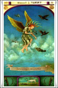 Las Revelaciones del Tarot: Omael - Genio Numero Treinta de La Cabala