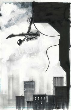 Catwoman by Jock (Penciller)