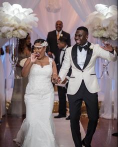 """That walk down the aisle after you say """"I Do"""" is one of the sweetest!  _ @toriwilliamsevents here for the #munacoterietakeover / Visit the blog to read my interview with @munaluchibride.  _ MB:  Where do you find the most inspiration?  TW:  Most of my inspiration comes from my clients. We're committed to making their vision come to life and creating a unique experience that fits them perfectly while exceeding what they dreamed their day to be. photo: @lhunterphotography  _ More on the blog…"""