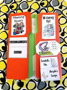 Tons of lapbook ideas and designs!