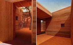 Concurso internacional premia projeto de casa popular feita de taipa de pilão — EcoDesenvolvimento.org: Sustentabilidade, Meio Ambiente, Economia, Sociedade e Mudanças Climáticas