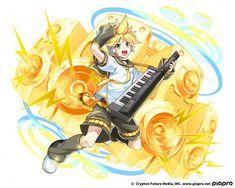 『エレメンタルストーリー』- 「初音ミク」とのコラボが開催。初音ミクや巡音ルカなどが登場! - Boom App Games Kaito, Hatsune Miku, Save Image, Anime Boys, Singing, Anime Guys