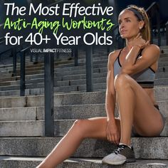 Aging is the natural process of bodily changes. As we age, our bodies change and it's not uncommon for people to start feeling like they are out of shape or need a different approach to their fitness routine. Your body may be changing due to hormonal fluctuations that occur as you age, but there are many anti aging exercise programs specifically designed for 40+ year olds that can help boost your metabolism and vitality. Out Of Shape, Boost Your Metabolism, Body Motivation, 40 Years Old, Best Anti Aging, Fitness Quotes, Train Hard, Workout Programs, Physique