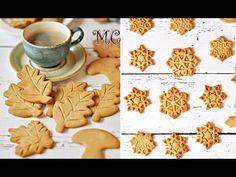 Kruche Cynamonowe Ciasteczka – Zapraszam na pyszne, maślane, kruche ciasteczka z cynamonem. W przygotowaniu są proste i szybkie, musimy tylko poczekać... Party Snacks, Gingerbread Cookies, Salmon, Food And Drink, Xmas, Cooking Recipes, Sweets, Baking, Youtube