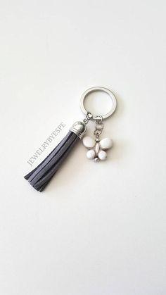 Acamifashion Cute Alloy Car Keyring Shiny Rhinestone Cartoon Tiger Charm Key Chain Gift