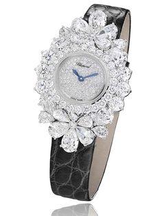 Ювелирные часы Chopard For You