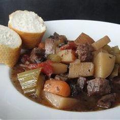 Northern Italian Beef Stew Allrecipes.com