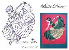 Dancer 3 by piechot, via Flickr