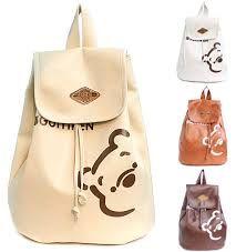 Cute Winnie the Pooh backpack, want it!!!