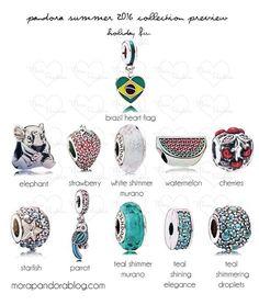 Pandora News Round-Up for April 2016 Mora Pandora, New Pandora, Pandora Beads, Pandora Bracelet Charms, Pandora Rings, Pandora Jewelry, Charm Bracelets, Charm Jewelry, Pandora Collection