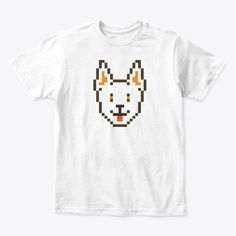 Dog Design, Mens Tops, T Shirt, Tee, Tee Shirt