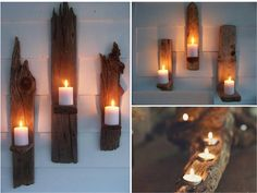 Create Amazing Things From Wooden Logs | www.prakticideas.com