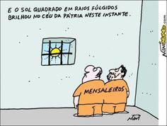 Hino do Brasil dos Mensaleiros