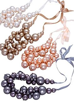 Over sized pearls alltherageonline.com | A girl's best friend | Pint ...
