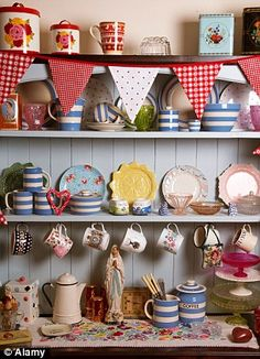 Cath Kidston's sales have passed the £100m mark for the first time