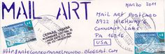 Mail Art Postcard Exhibition