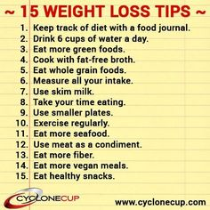 best 14 day diet plan