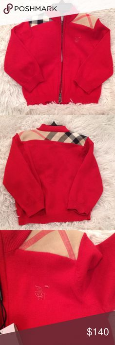 🎉reduced 🎉Authentic Burberry jacket For 12months old baby boy . Open to any reasonable offer 💟 Burberry Jackets & Coats