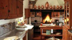 THE Tuscan kitchen