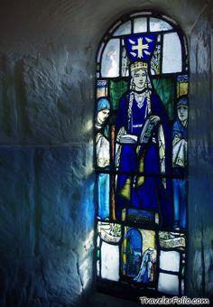 st margaret's chapel edinburgh castle -