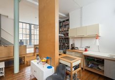 small space/compartments