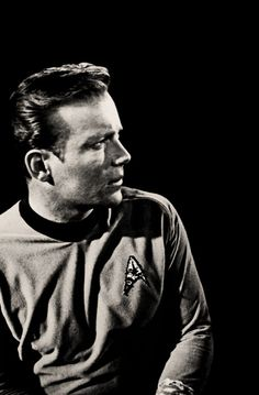 Happy Birthday to William Shatner - Captain Kirk, 82 today