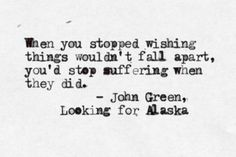 Looking For Alaska Quotes looking for alaska feelings and quotes the coffee chic Looking For Alaska Quotes. Here is Looking For Alaska Quotes for you. Looking For Alaska Quotes fizwhizbee looking for alaska john greenhand lettered. Lyric Quotes, Book Quotes, Words Quotes, Me Quotes, Sayings, Literature Quotes, John Green Quotes, John Green Books, The Words