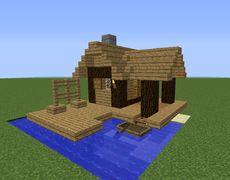 Small Fisherman's Cabin